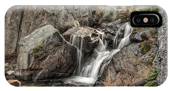 Mountain Waterfall IPhone Case