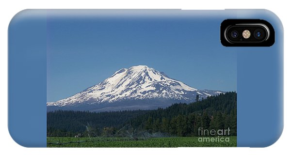 Mt Adams IPhone Case