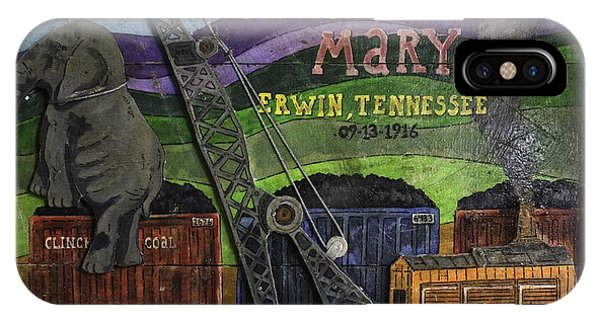 Murderous Mary - Hung In 1916 IPhone Case
