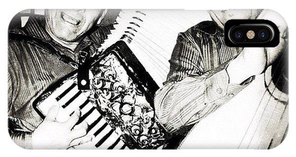 Celebrity iPhone Case - Musicos by Natasha Marco