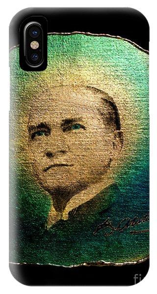 Mustafa Kemal Ataturk IPhone Case