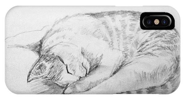 My Pet Cat IPhone Case