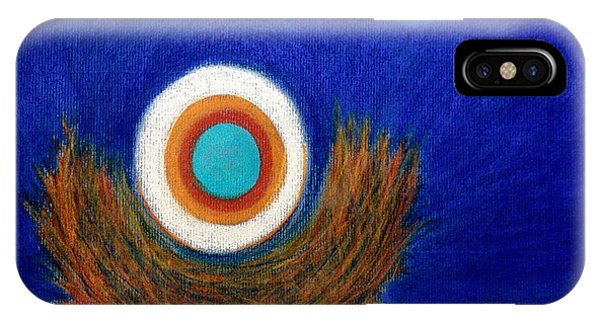 Nesting Moon IPhone Case