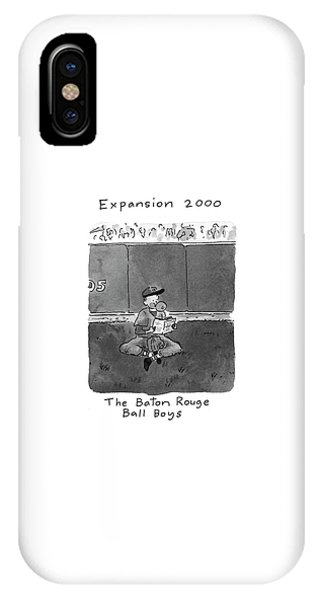New Yorker April 5th, 1993 IPhone Case