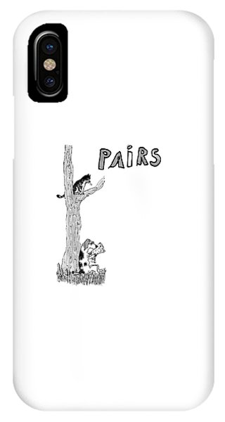 New Yorker September 27th, 1999 IPhone Case