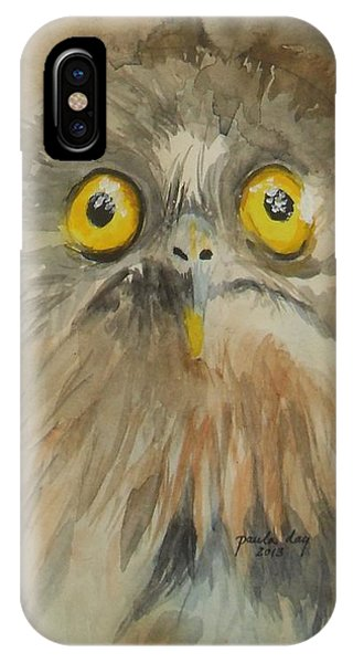 Night Eyes IPhone Case