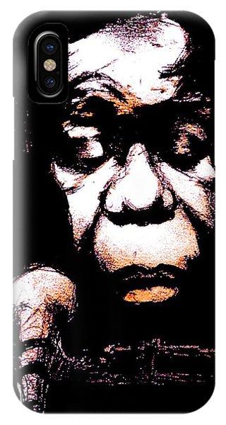 Nina Simone Phone Case by Will  Carlson