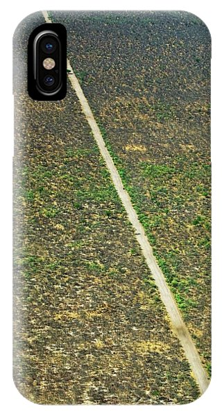 Okavango Delta Phone Case by Louise Murray/science Photo Library