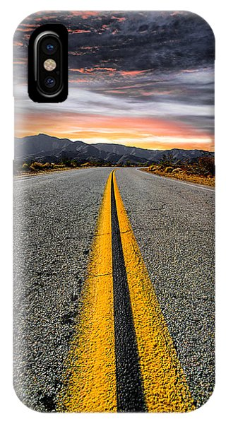 Desert iPhone Case - On Our Way  by Ryan Weddle