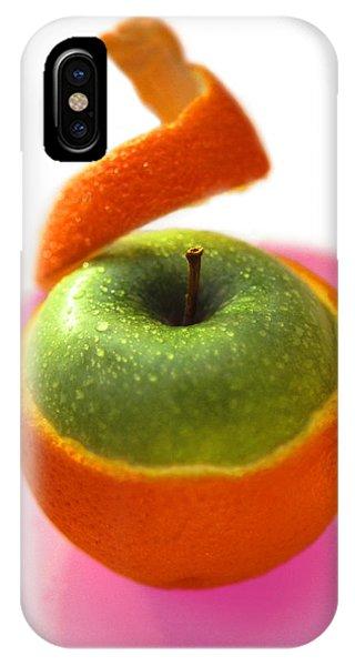 Oranple IPhone Case