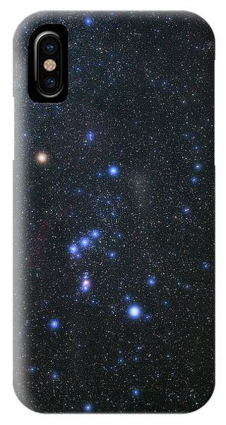 Orion Constellation Phone Case by Eckhard Slawik/science Photo Library