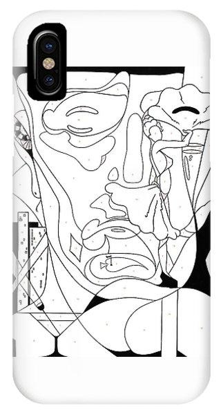 Paint By Number Las Vegas IPhone Case