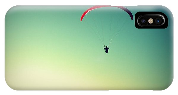 Paraglider IPhone Case