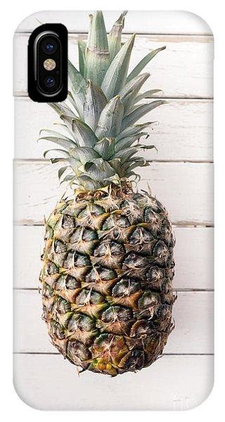 Cute iPhone Case - Pineapple by Viktor Pravdica