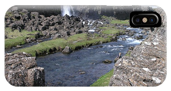 Pingvellir IPhone Case