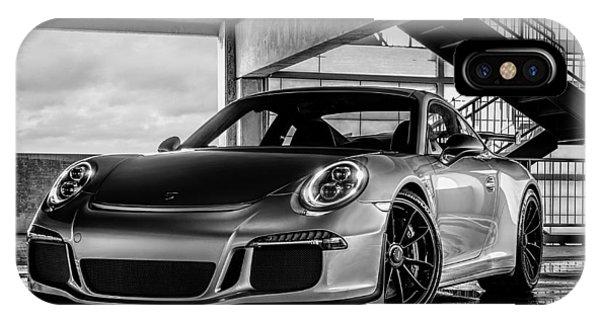 Automotive iPhone Case - Porsche 911 Gt3 by Douglas Pittman