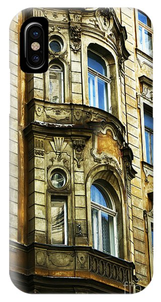 Prague Architecture IPhone Case
