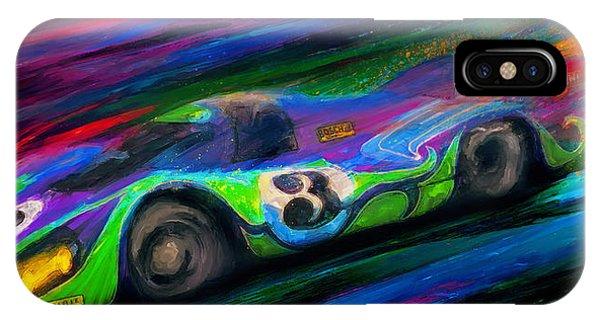 Psychotic Hippy IPhone Case