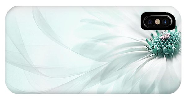 Bloom iPhone Case - Purity by Jacky Parker