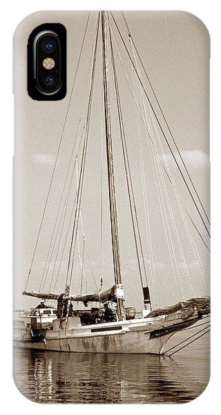 Skipjack iPhone Case - Rebecca T Ruark by Skip Willits