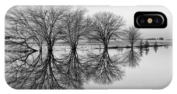 Reflection Phone Case by Tom Druin