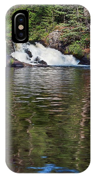 Reflections Of Tranquility IPhone Case