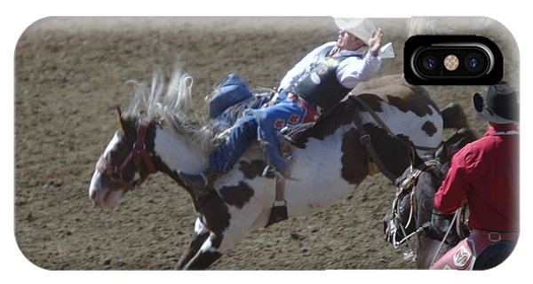 Ride Em Cowboy IPhone Case