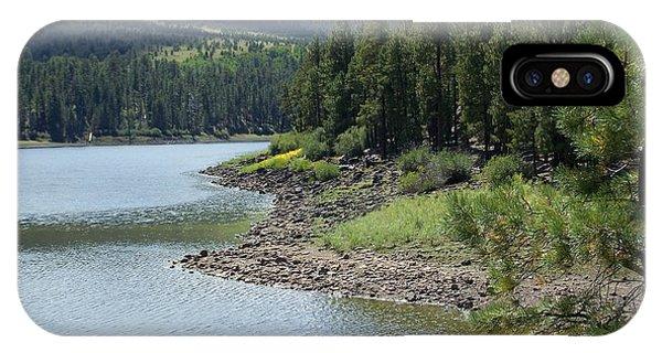 River Reservoir IPhone Case