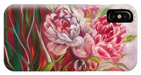 Roses Roses IPhone Case