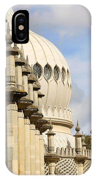Royal Pavilion Brighton IPhone Case