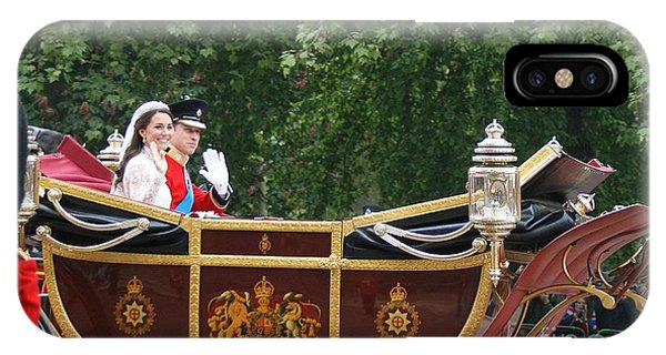 Royal Wedding IPhone Case