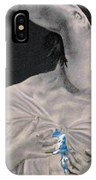 Sacrifices Phone Case by Corina Bishop