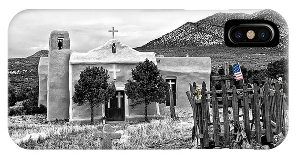San Francisco De Asis Church IPhone Case