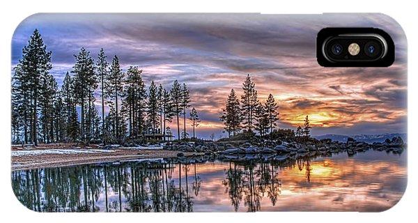 Waning Winter IPhone Case