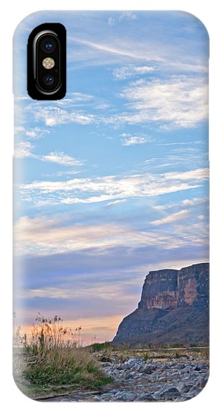 Santa Elena Sunrise IPhone Case