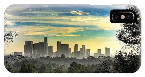 Scene @ Los Angeles IPhone Case