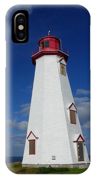 Seacow Head Light IPhone Case