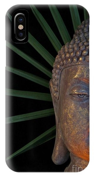 Eyes Of Buddha IPhone Case