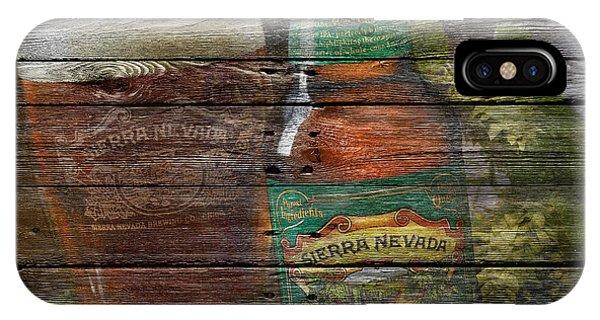 Sierra Nevada iPhone Case - Sierra Nevada by Joe Hamilton