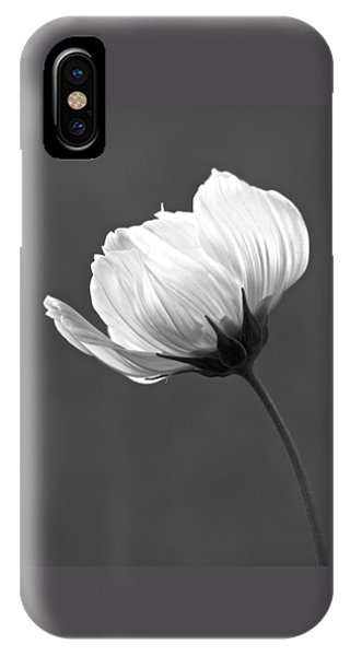 Simply Beautiful In Black And White IPhone Case