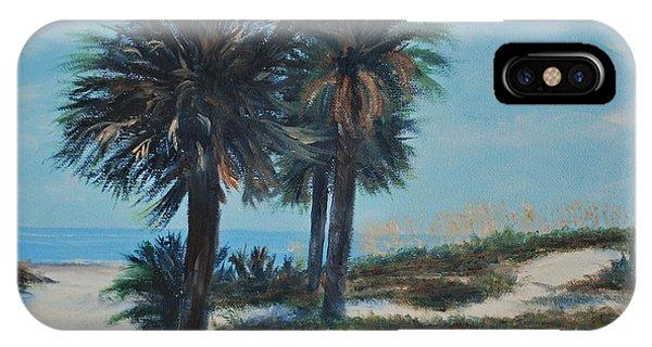 Singleton Beach IPhone Case