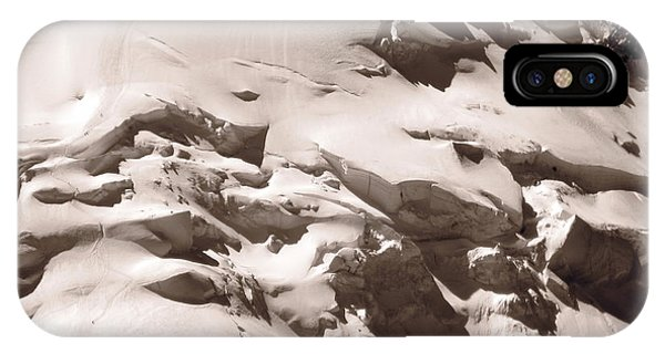 Buy Art Online iPhone Case - Snow by Alexandros Daskalakis