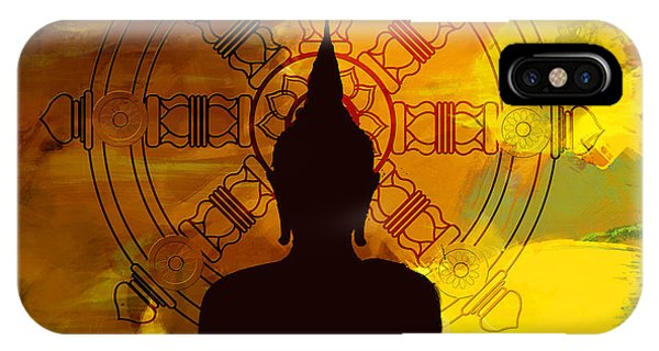 Corporate Art Task Force iPhone Case - South Asian Art by Corporate Art Task Force