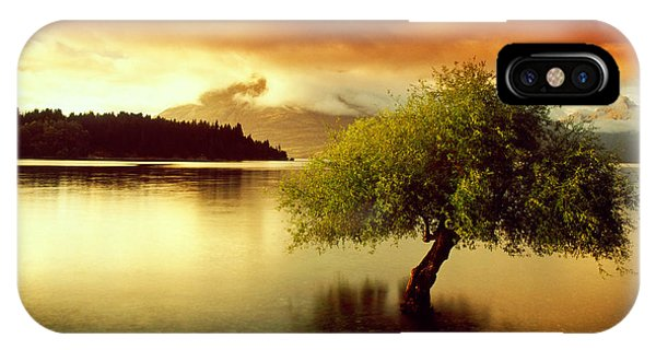 Drown iPhone Case - South Island New Zealand by Panoramic Images