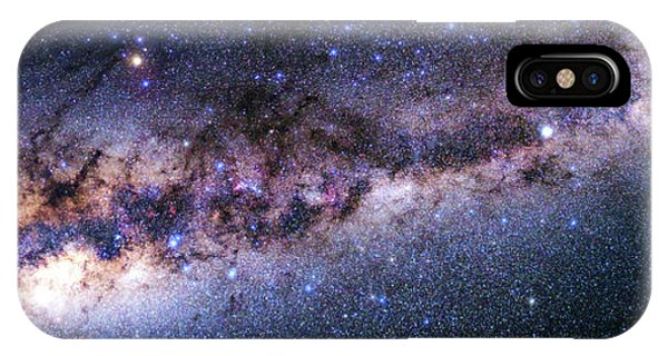 Southern View Of The Milky Way IPhone Case