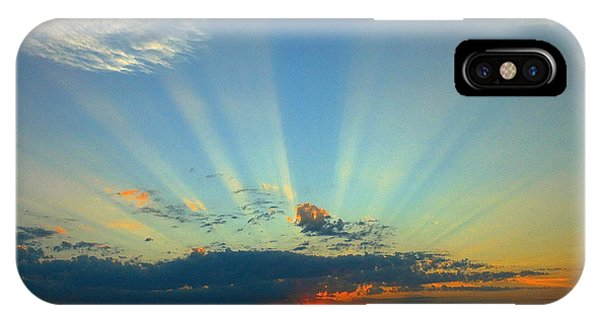 Splendor In The Sky IPhone Case