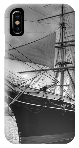 Star Of India IPhone Case
