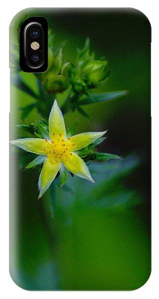 Starflower IPhone Case