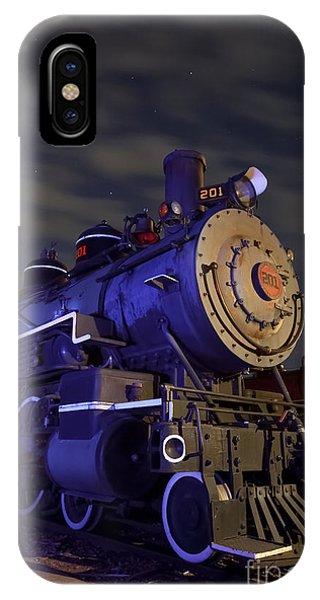 Steam Locomotive IPhone Case