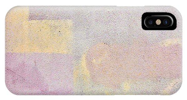 Mottled iPhone Case - Stone Wall by Tom Gowanlock